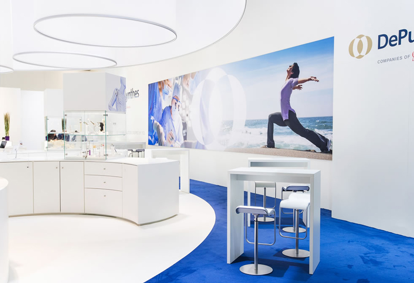 Depuy Synthes, DKOU Berlin, Germany, 420 sqm