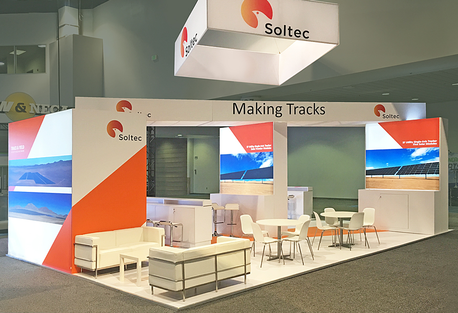 Soltec intersolar north south america san francisco for International decor services